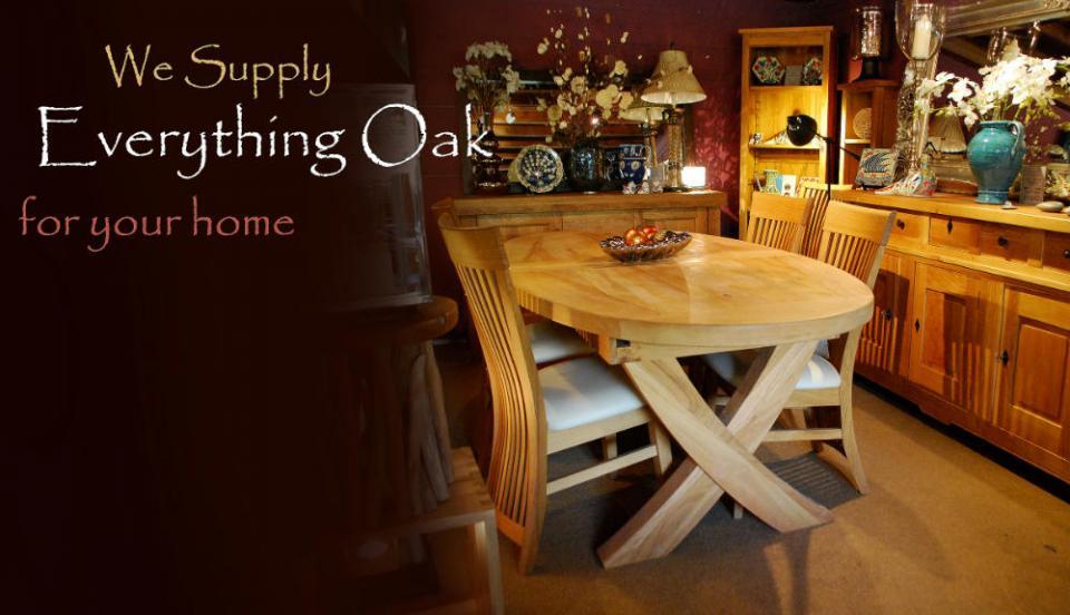 Oak Furniture Barn Furnishings, Oak Barn Furniture